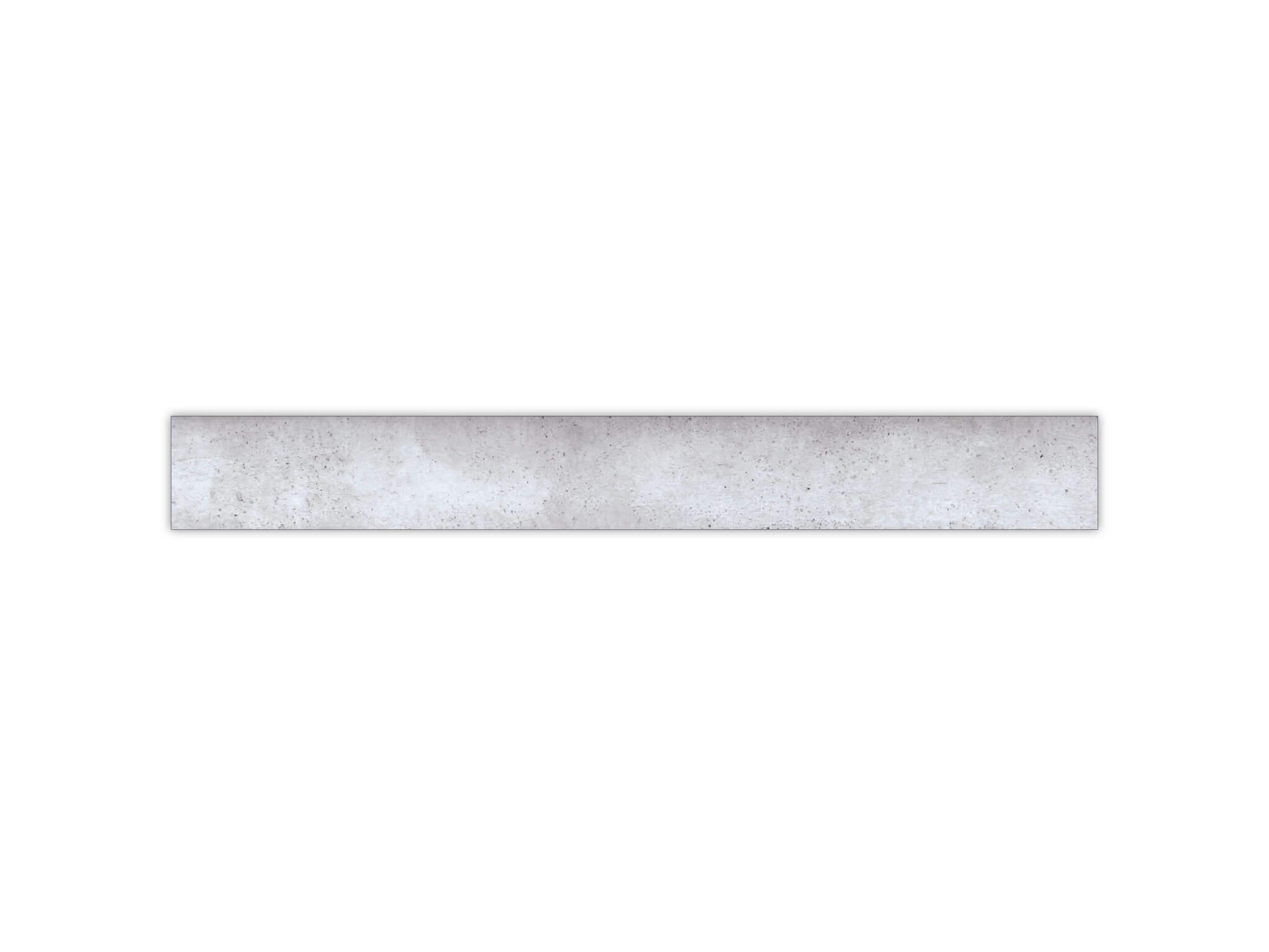 Betonowa płyta fundamentowa dla ogrodzeń 30 x 192 cm; GŁADKA